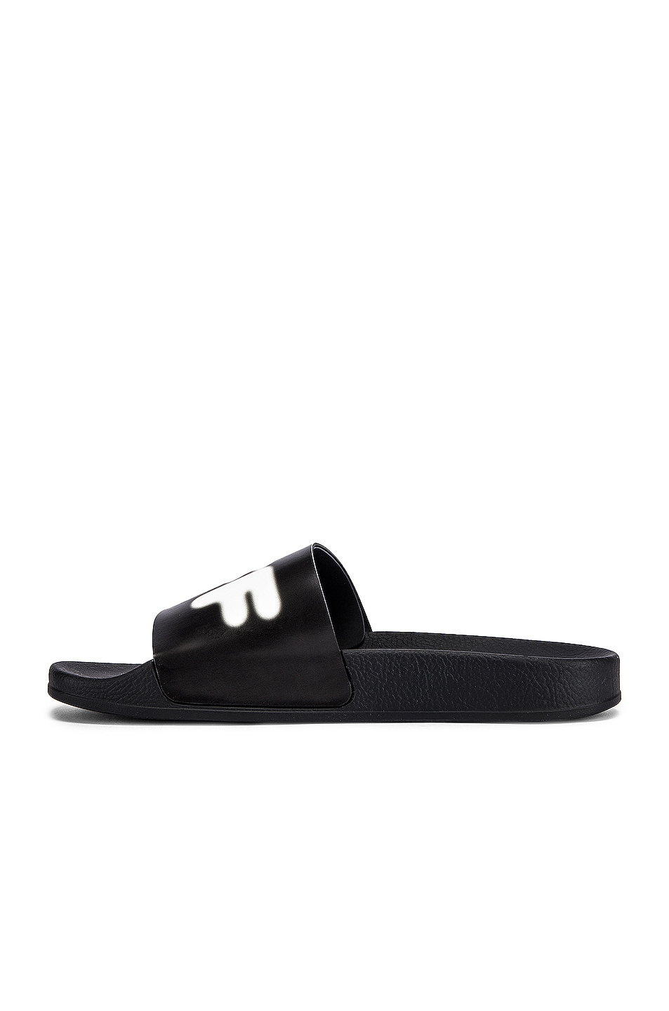 Image 5 of OFF-WHITE EXCLUSIVE Slides in Black