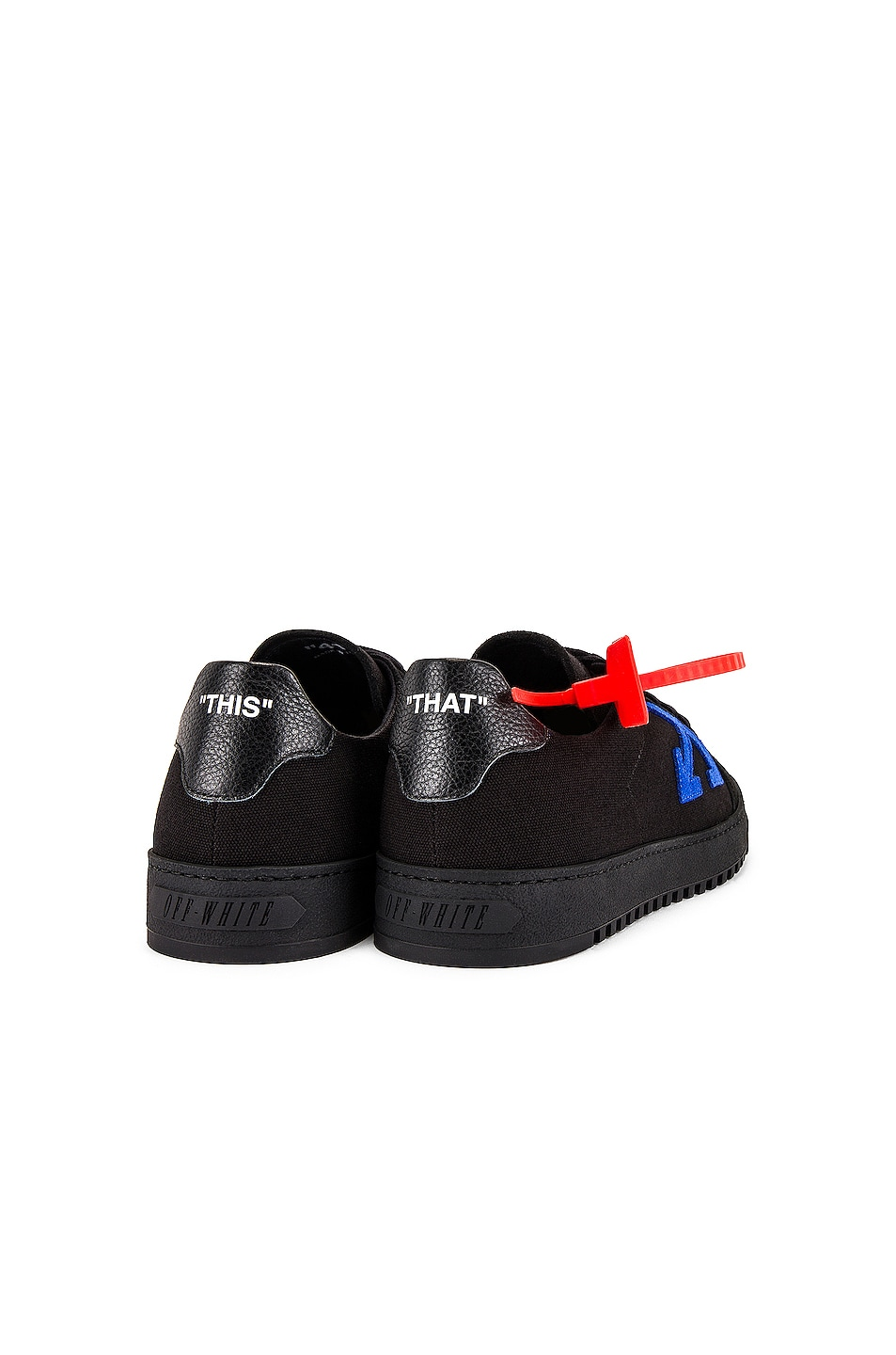 Image 6 of OFF-WHITE 2.0 Sneaker in Black