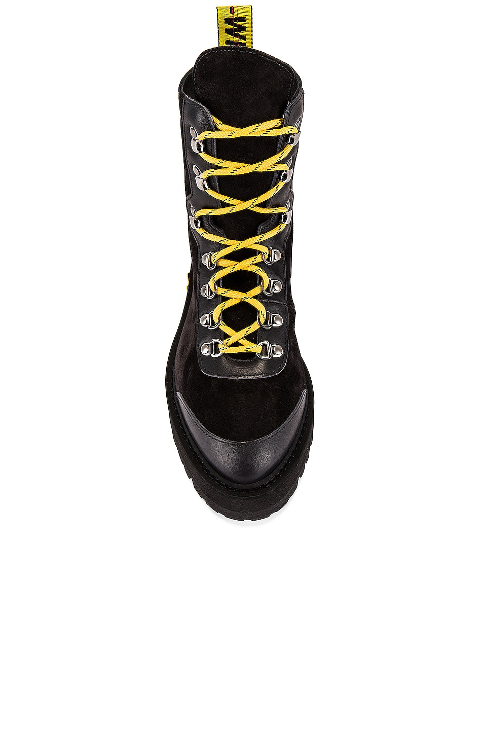 Image 4 of OFF-WHITE Hiking Boot in Black