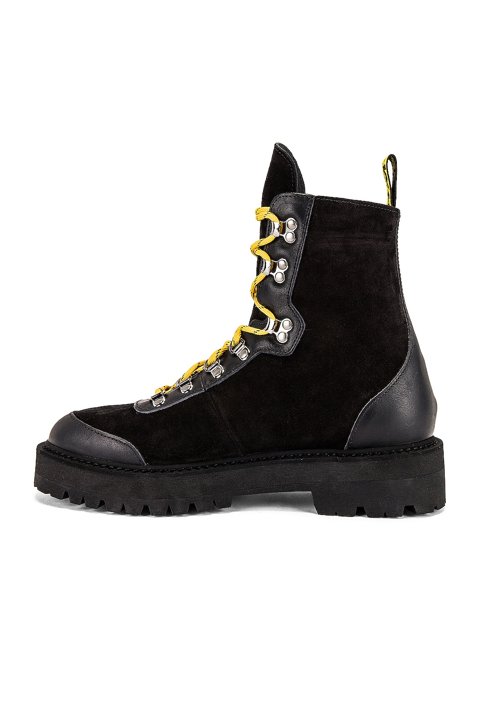 Image 5 of OFF-WHITE Hiking Boot in Black