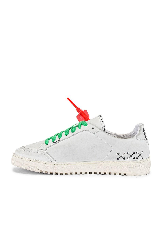 Image 5 of OFF-WHITE 2.0 Sneaker in White & White