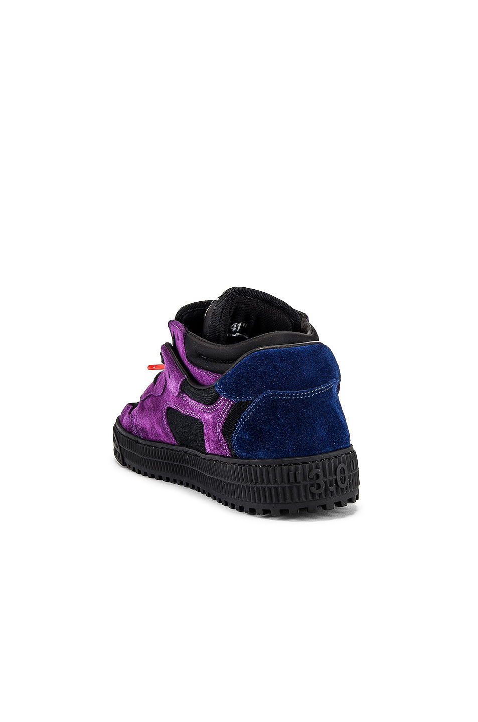 Image 3 of OFF-WHITE Off Court Low in Violet & Green