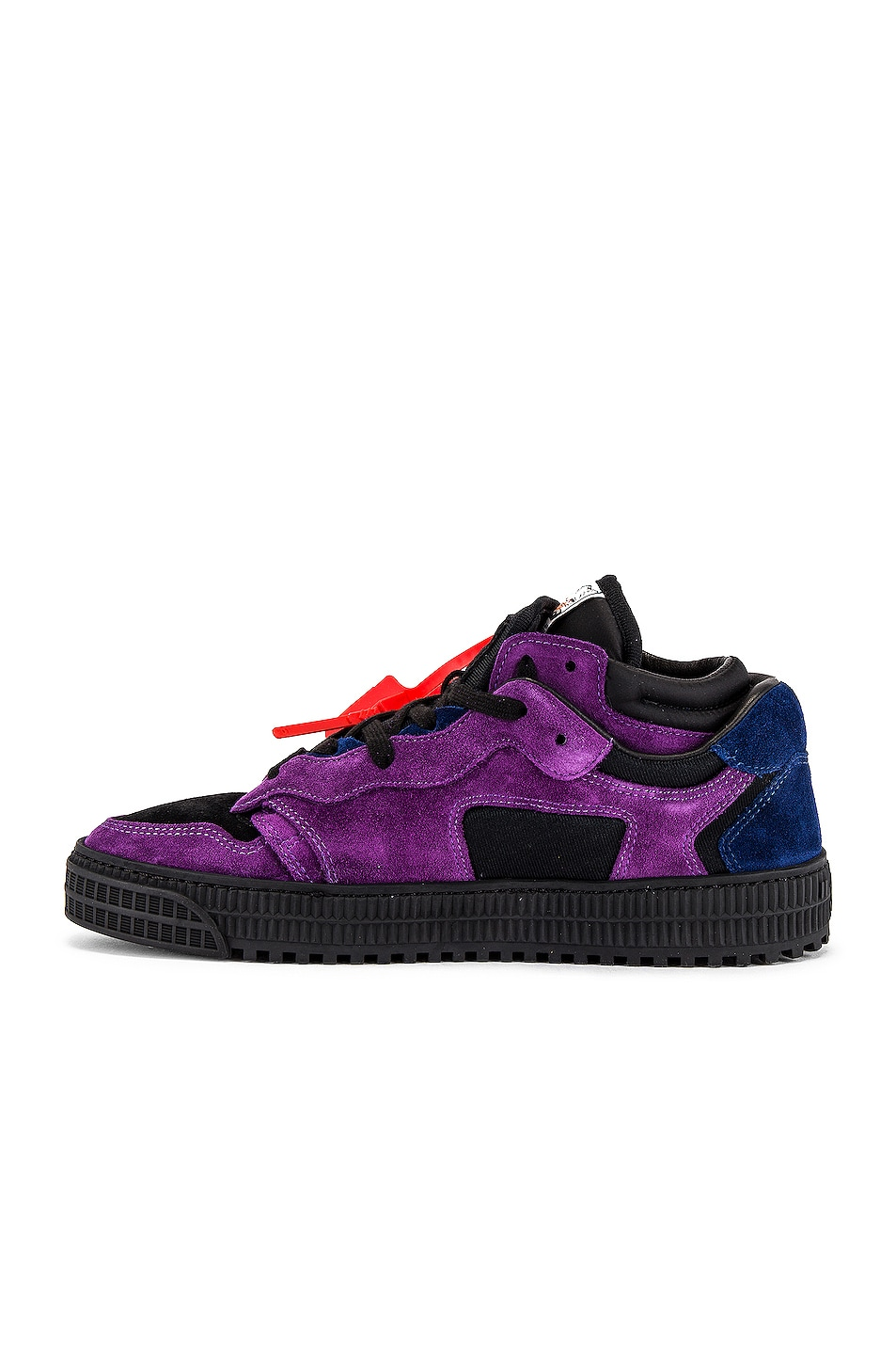 Image 5 of OFF-WHITE Off Court Low in Violet & Green