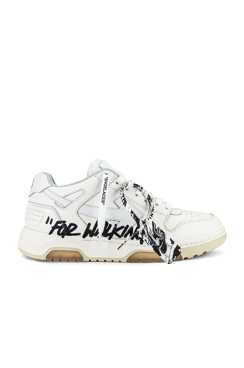 Image 1 of OFF-WHITE Out of Office Sneaker in White
