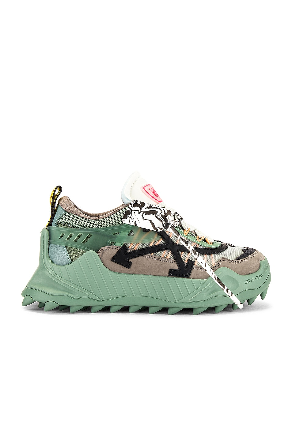 Image 1 of OFF-WHITE ODSY-1000 in Mint