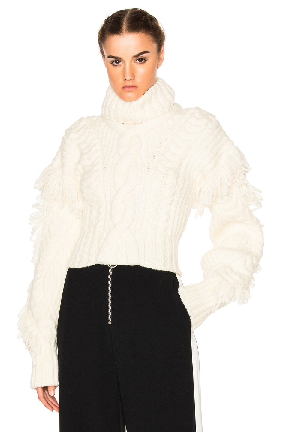 SHOPBOP - Sweaters & Knits FASTEST FREE SHIPPING WORLDWIDE on Sweaters & Knits & FREE EASY RETURNS. Benigna Off Shoulder Sweater $ $ $ Tory Burch Madeline Cardigan Cozy Cable Knit Sweater $ $ $ Line & Dot.