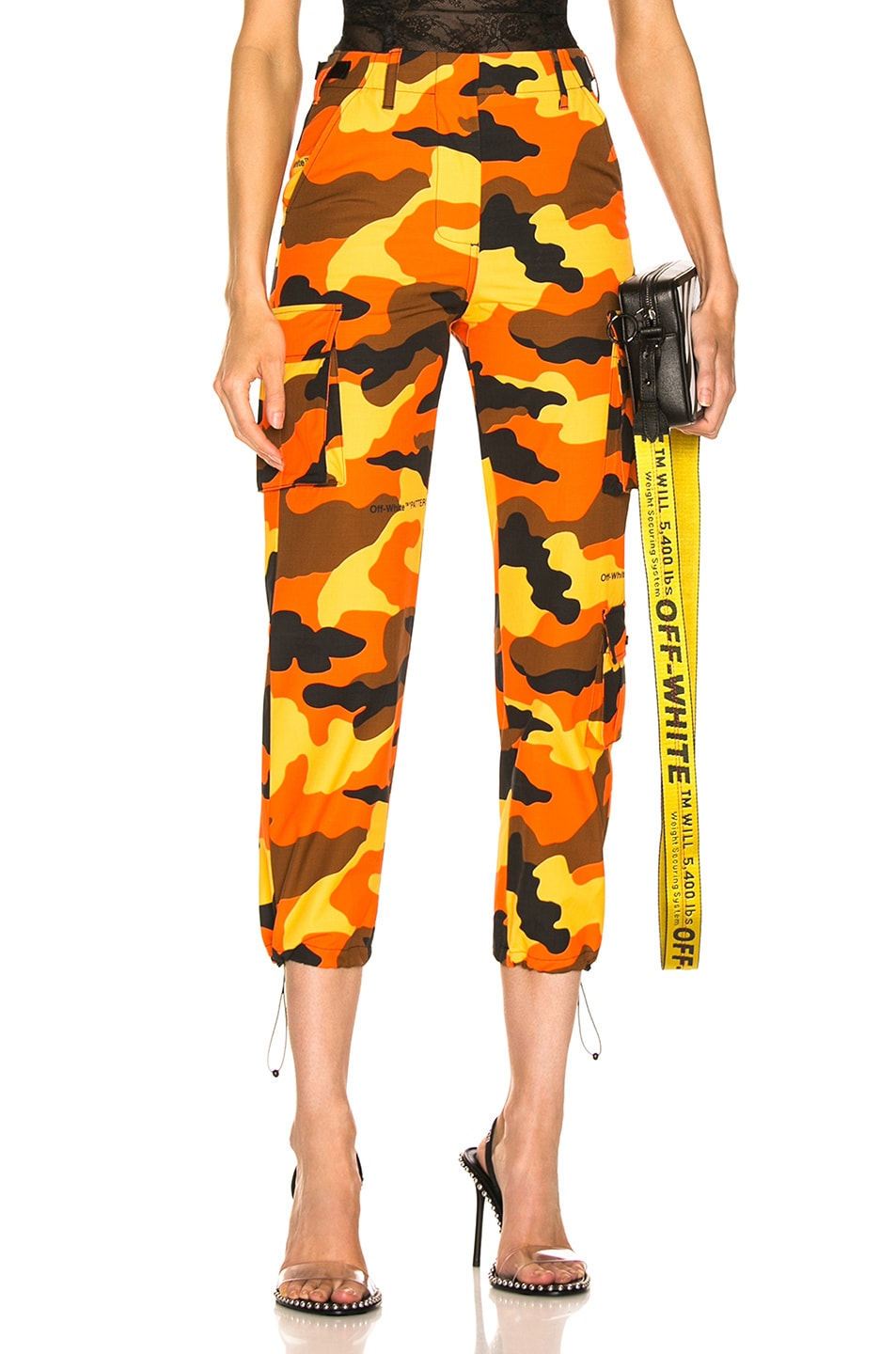 Image 1 of OFF-WHITE Cargo Pant in Camouflage