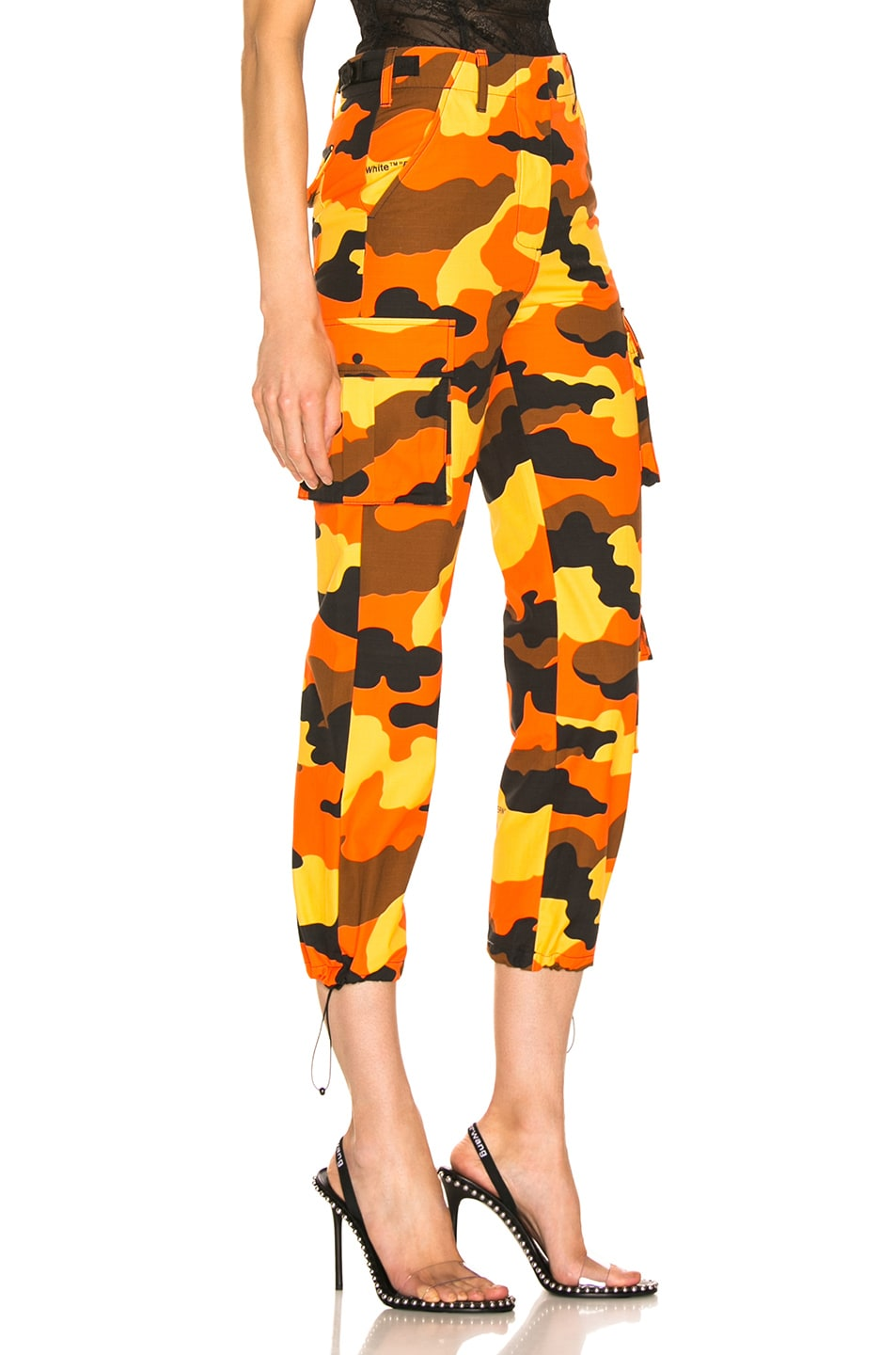 Image 2 of OFF-WHITE Cargo Pant in Camouflage