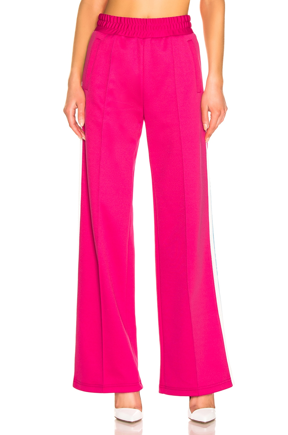 Image 2 of OFF-WHITE Gym Track Pant in Fuchsia