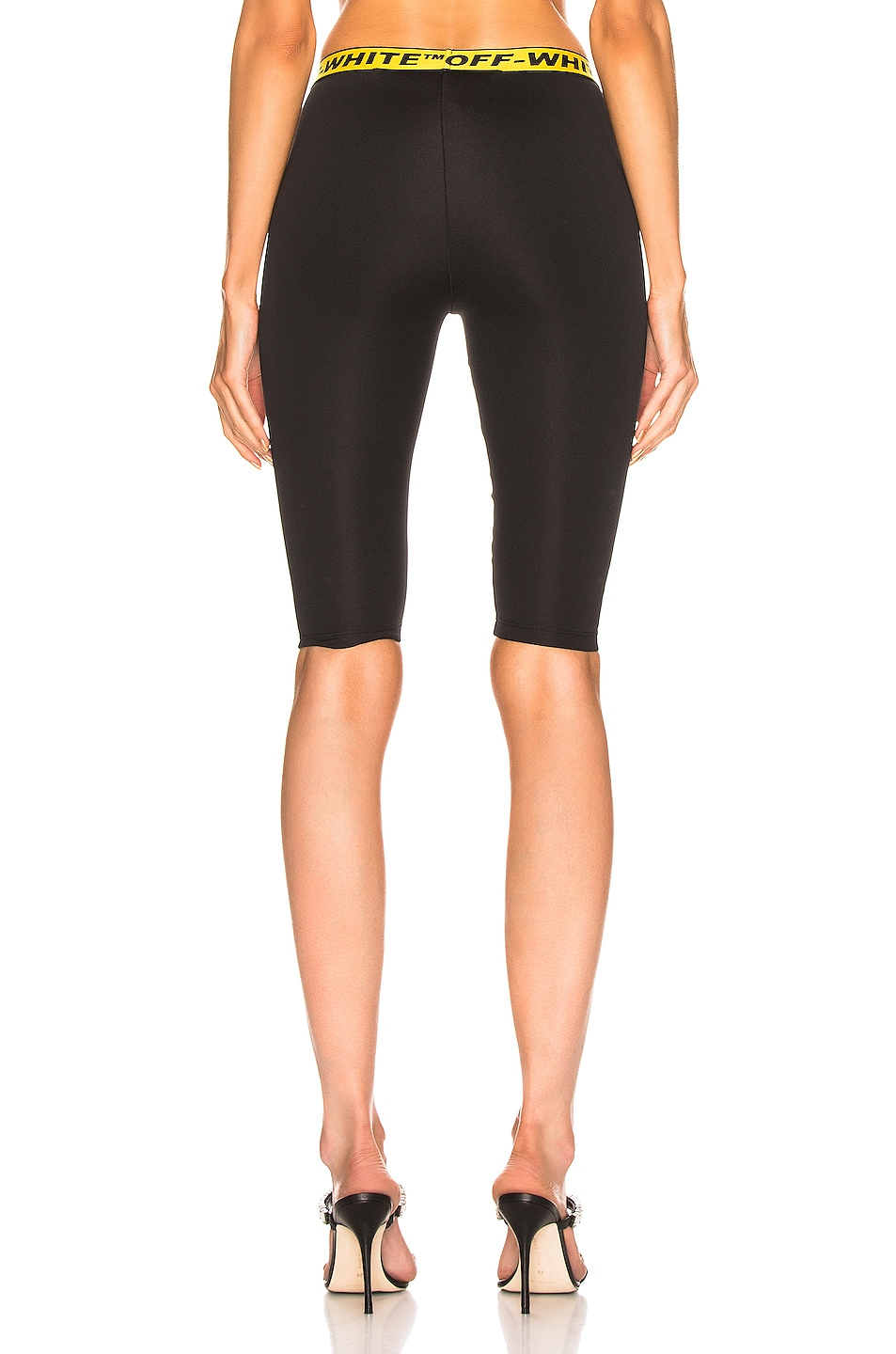 Image 3 of OFF-WHITE Industrial Jogging Crop Pant in Black