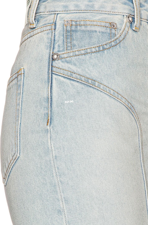 Image 7 of OFF-WHITE Pocket Detail Skirt in Bleach