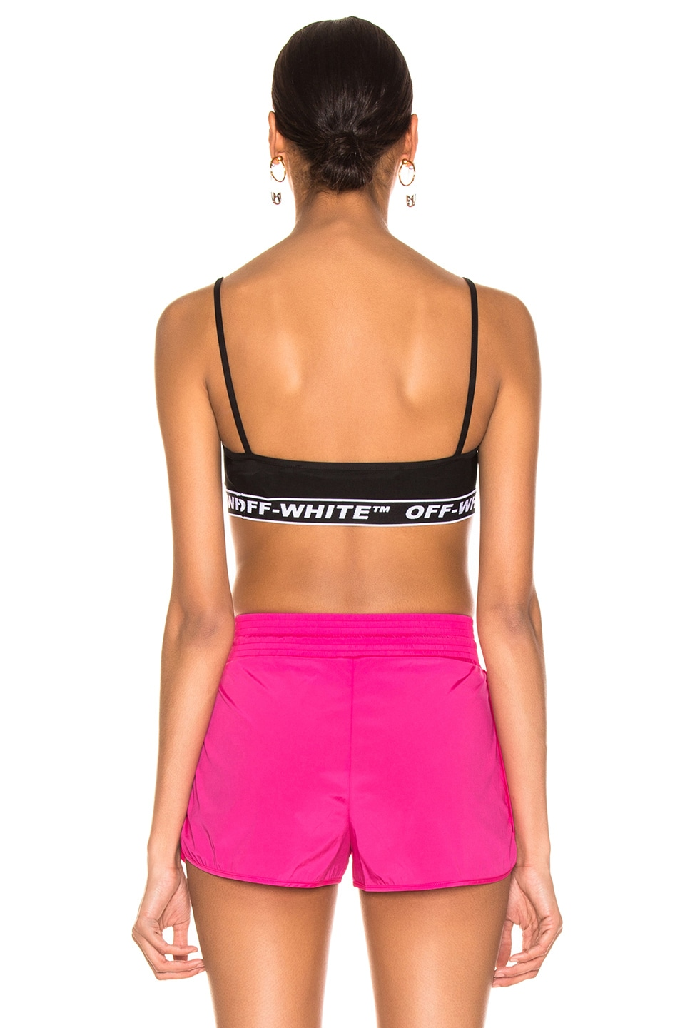 Image 4 of OFF-WHITE Training Top in Black