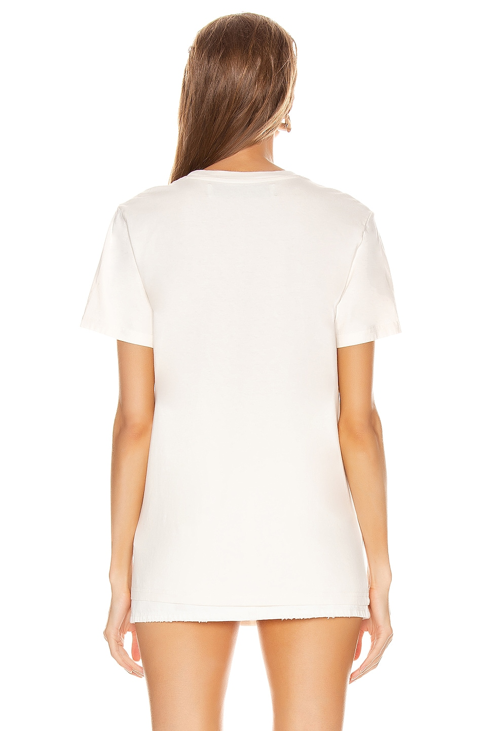 Image 4 of OFF-WHITE Sunglasses Woman Casual Tee in White & Black