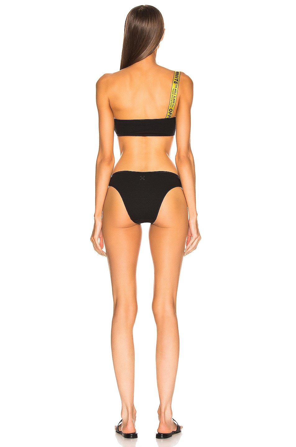 Image 4 of OFF-WHITE Industrial Swim Set in Black