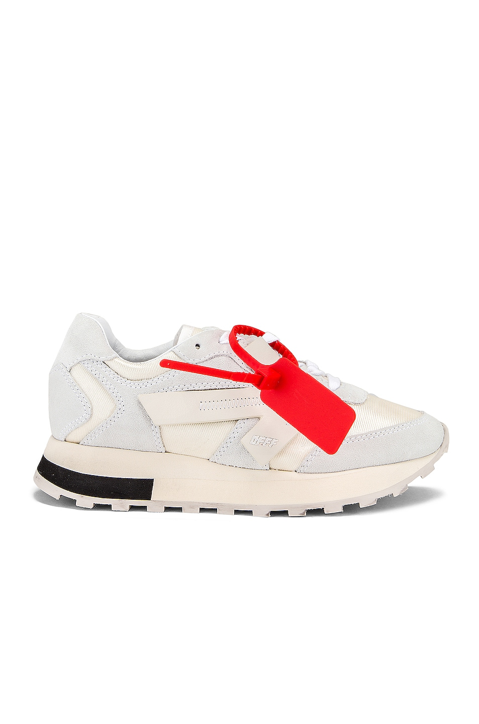 Image 1 of OFF-WHITE Runner Sneaker in White