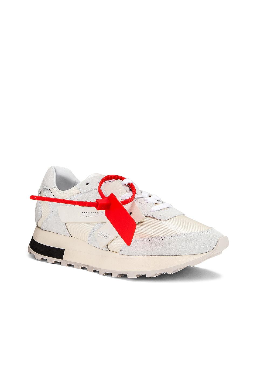 Image 2 of OFF-WHITE Runner Sneaker in White