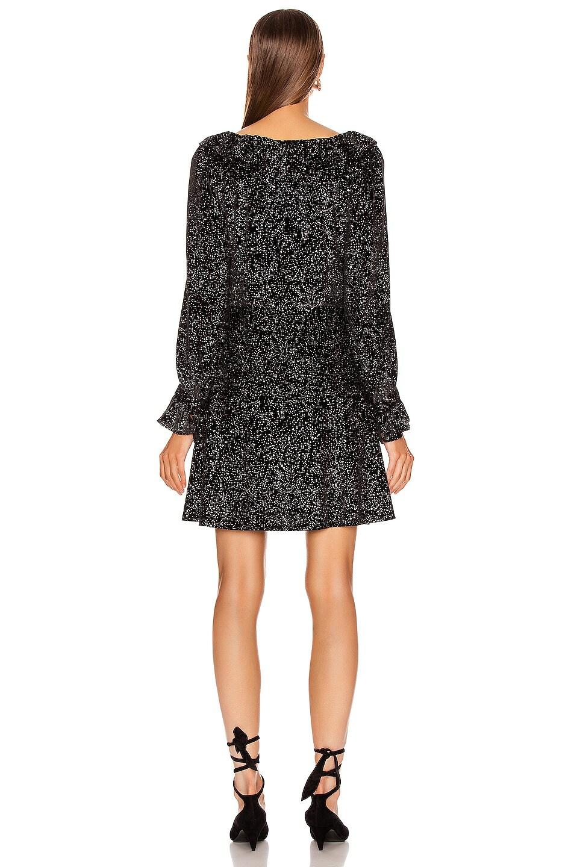 Image 3 of Olivia Rubin Eliza Dress in Black