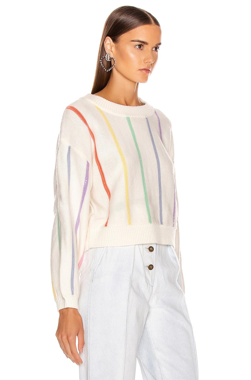 Image 2 of Olivia Rubin Hallie Jumper in Cream