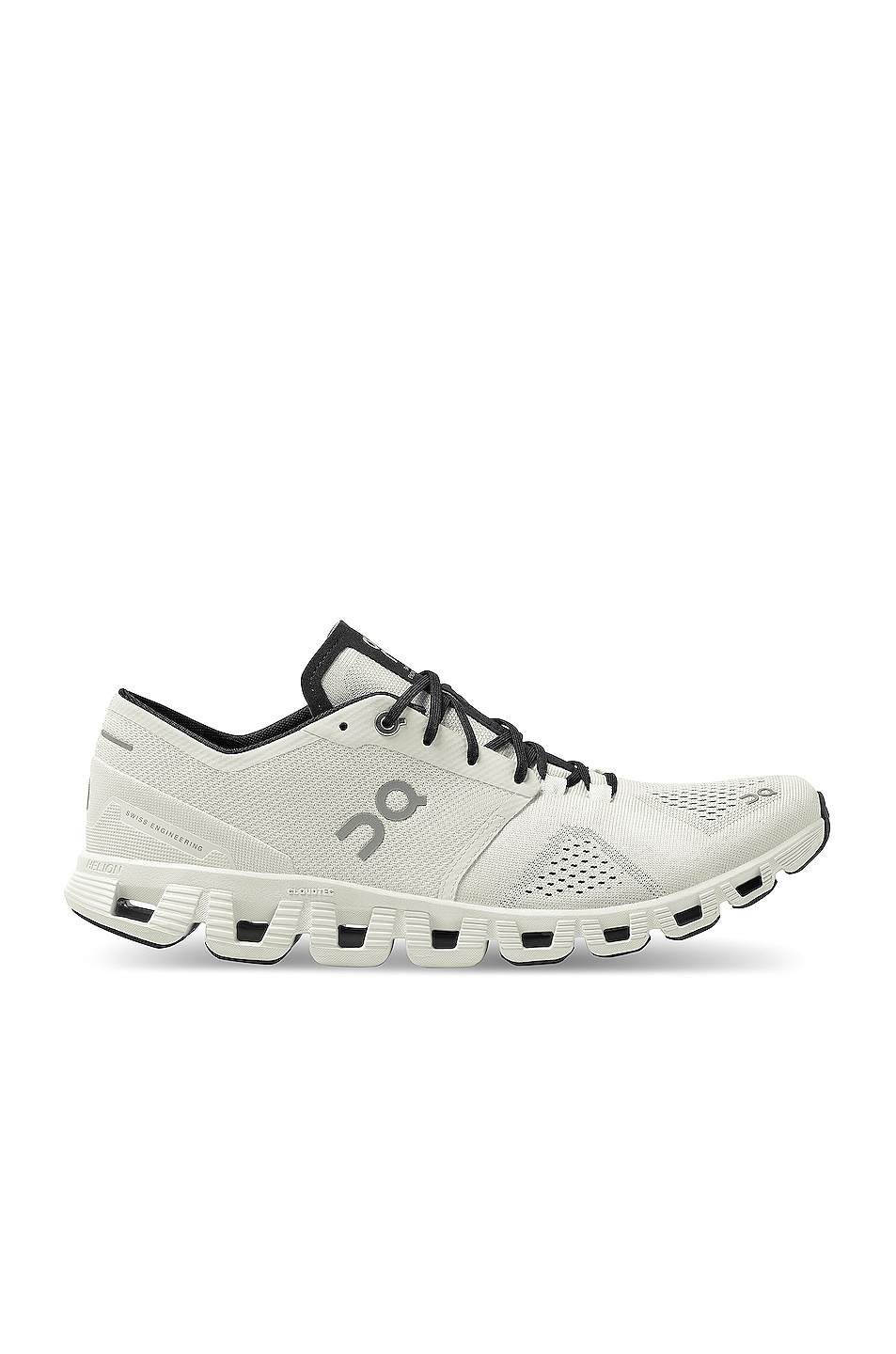 Image 1 of On Running Cloud X in White & Black