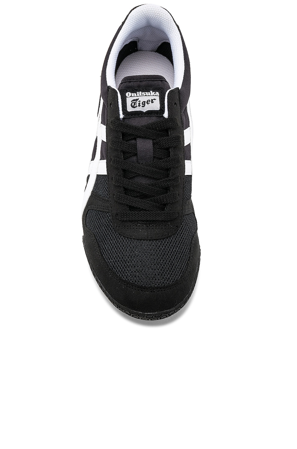 Image 4 of Onitsuka Tiger Ultimate 81 in Black & White