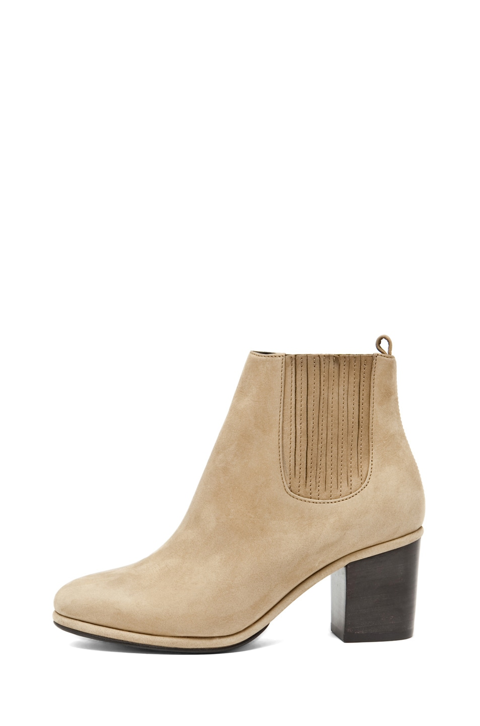 Image 1 of Opening Ceremony Brenda Bootie in Olive