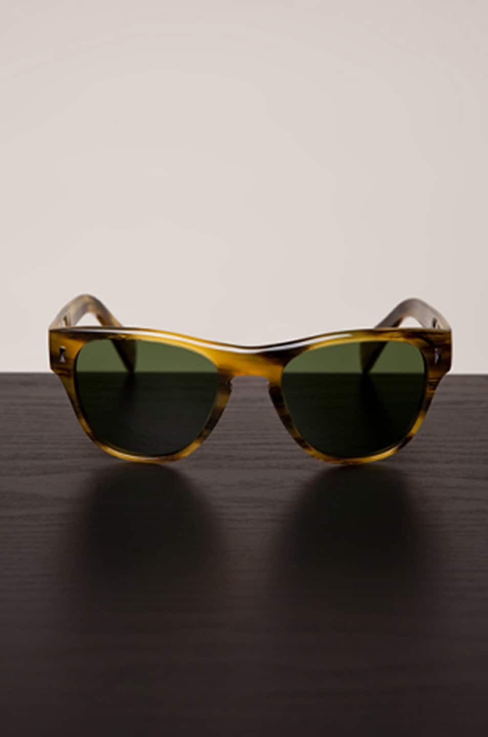 Image 1 of Oliver Peoples Shean in Striped Honey