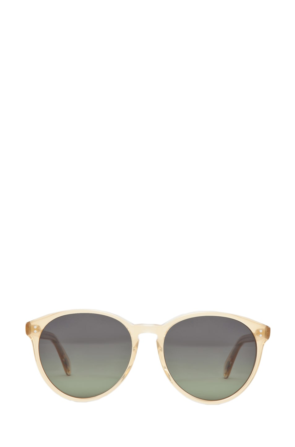 Image 1 of Oliver Peoples Corie Polarized in Citrine