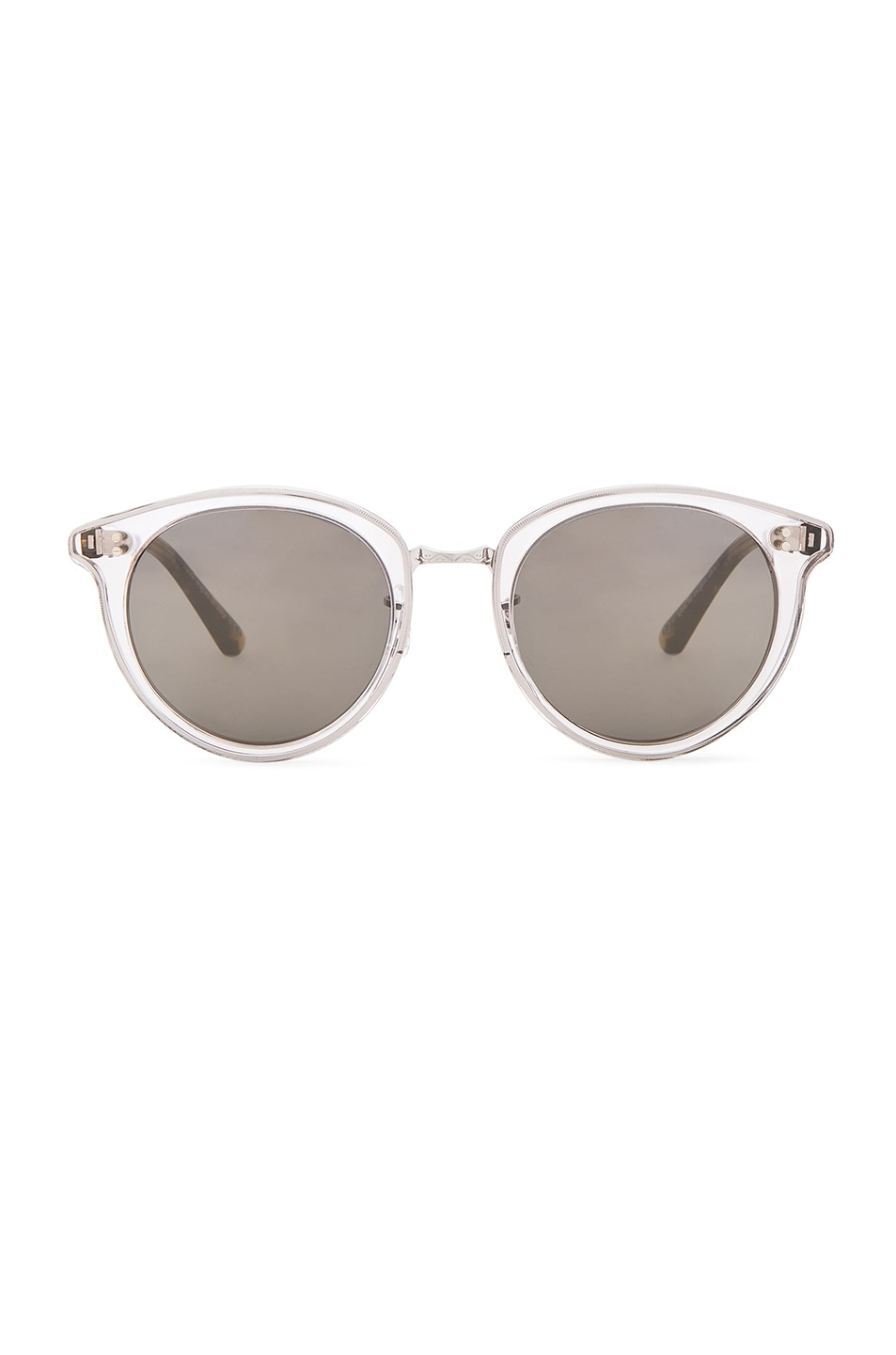 Image 1 of Oliver Peoples Spelman Sunglasses in Dune Tortoise