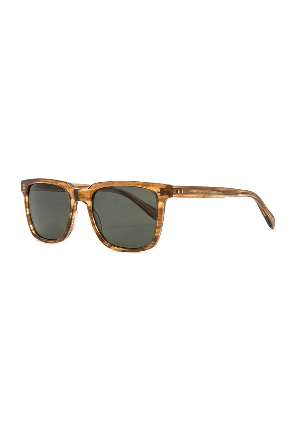 Image 2 of Oliver Peoples NDG 1 in Cedar
