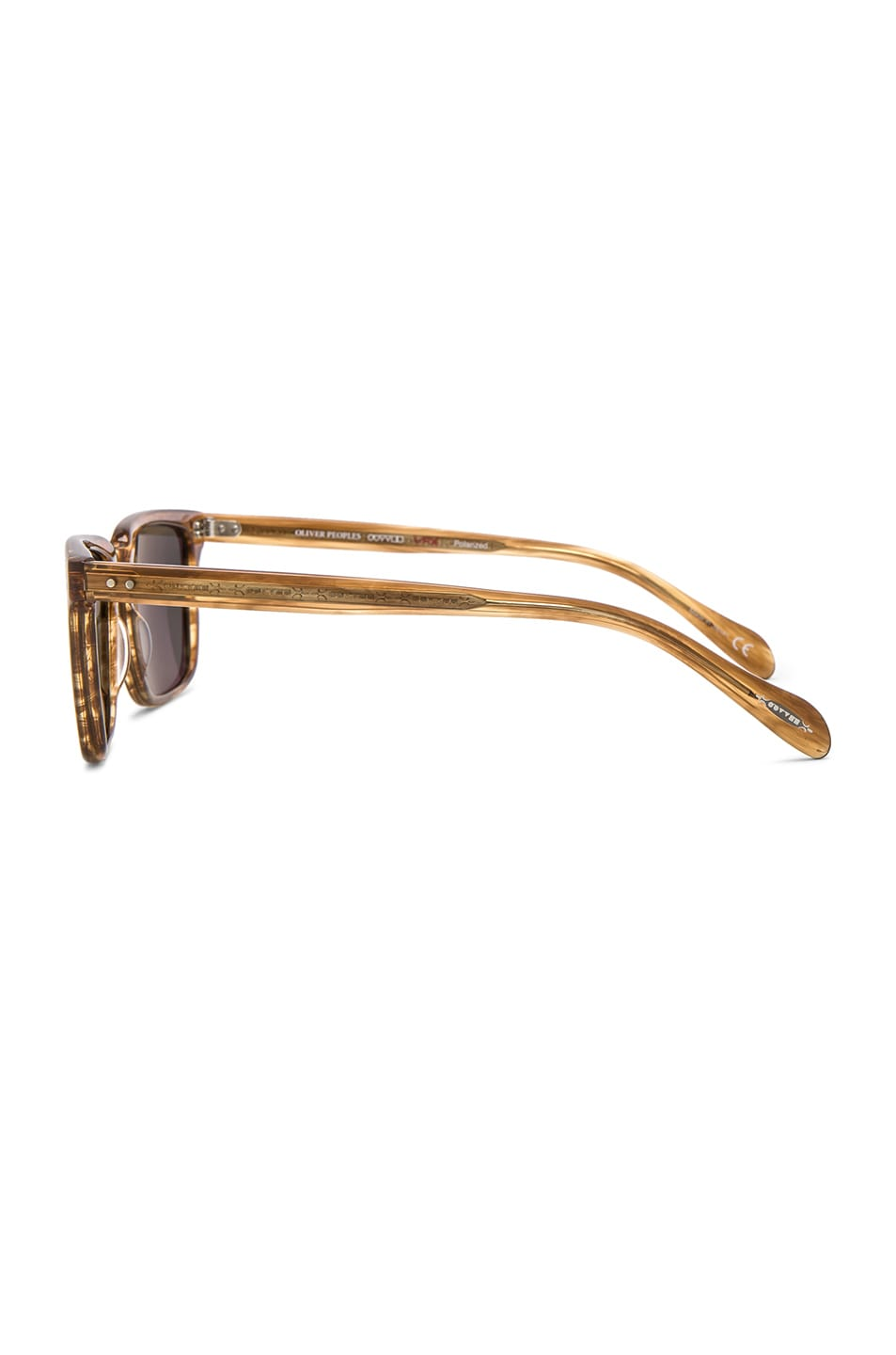Image 3 of Oliver Peoples NDG 1 in Cedar
