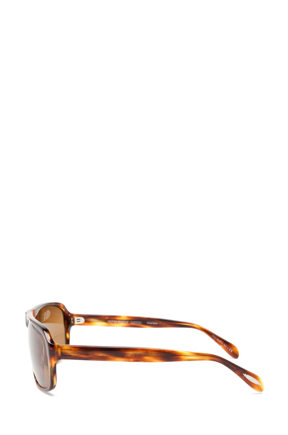 Image 3 of Oliver Peoples Callan in Moss Tortoise
