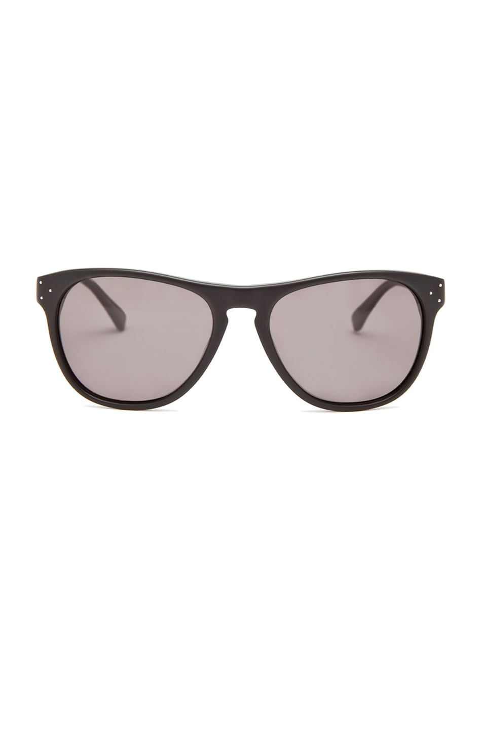 Image 1 of Oliver Peoples Daddy B Polarized Sunglasses in Matte Black