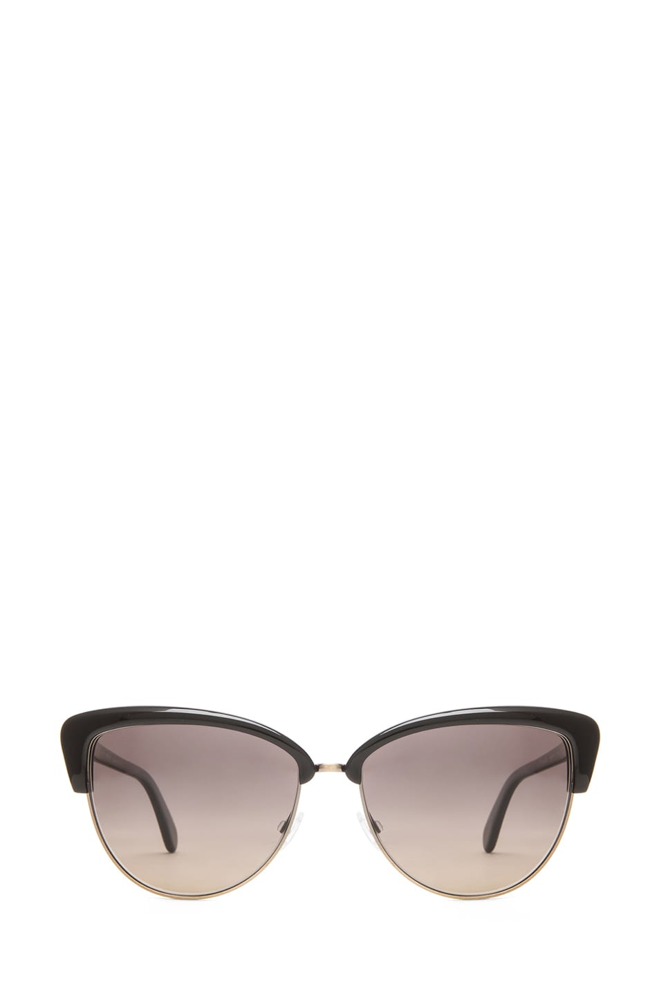 Image 1 of Oliver Peoples Alisha Polarized Sunglasses in Black