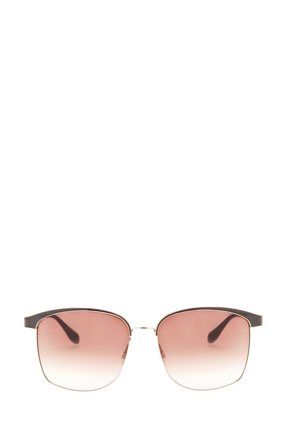 Image 1 of Oliver Peoples Myriel Sunglasses in Gold/Truffle