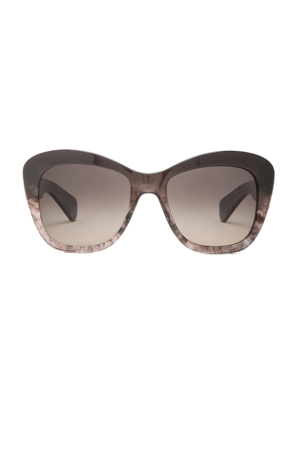 Image 1 of Oliver Peoples Polarized Emmy Sunglasses in Faded Dusk