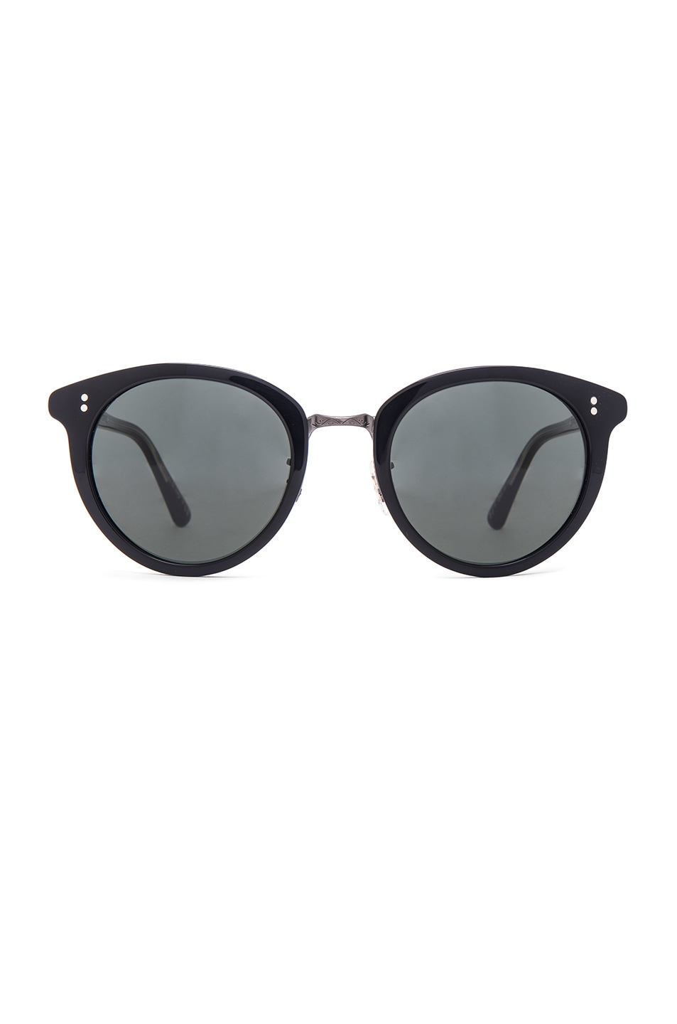Image 1 of Oliver Peoples Spelman Sunglasses in Black