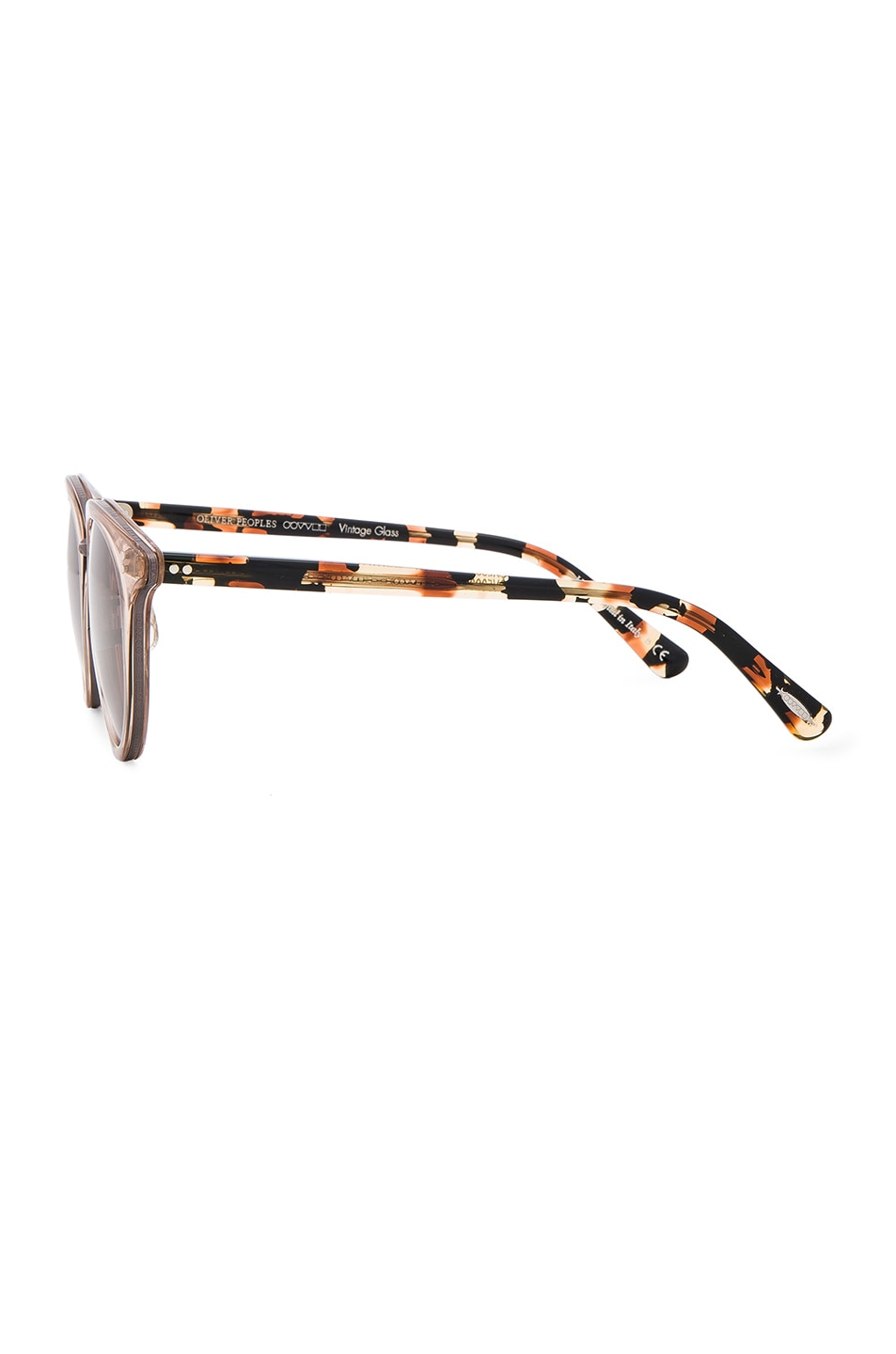 Image 3 of Oliver Peoples Spelman Sunglasses in Blush & Rose