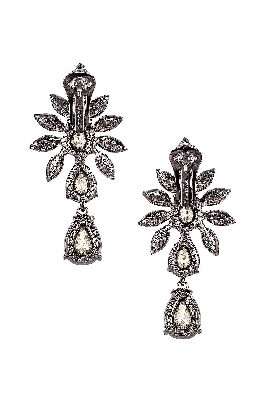 Image 4 of Oscar de la Renta Navette Earrings in Multi
