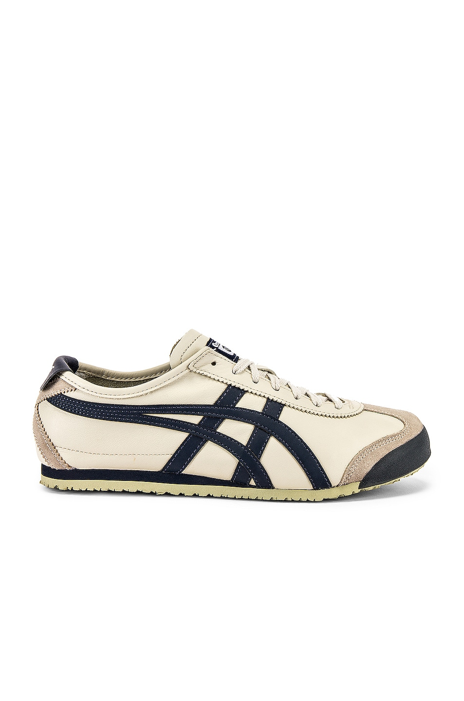 Image 2 of Onitsuka Tiger Mexico 66 in Birch & Indian Ink & Latte