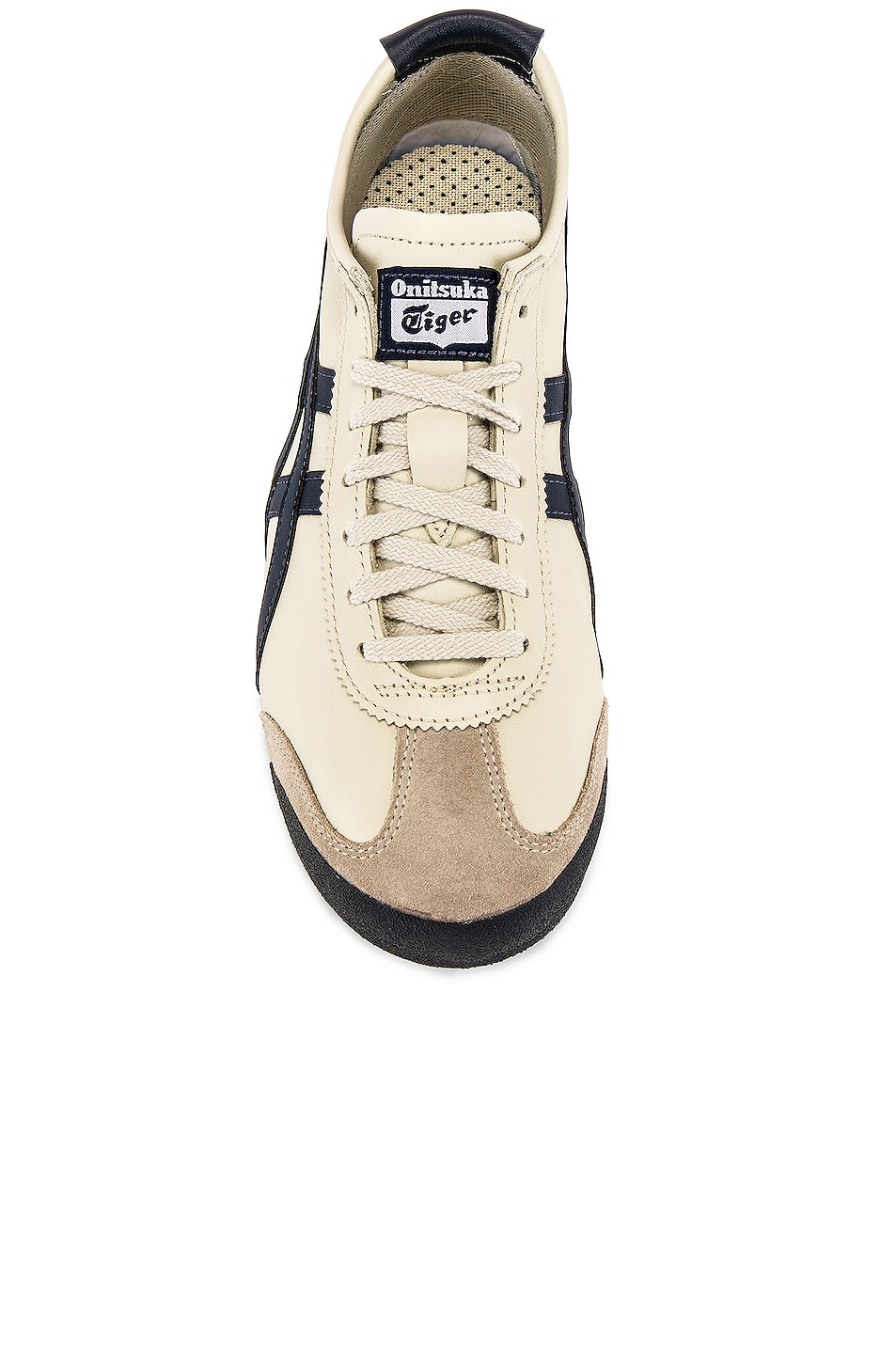 Image 4 of Onitsuka Tiger Mexico 66 in Birch & Indian Ink & Latte