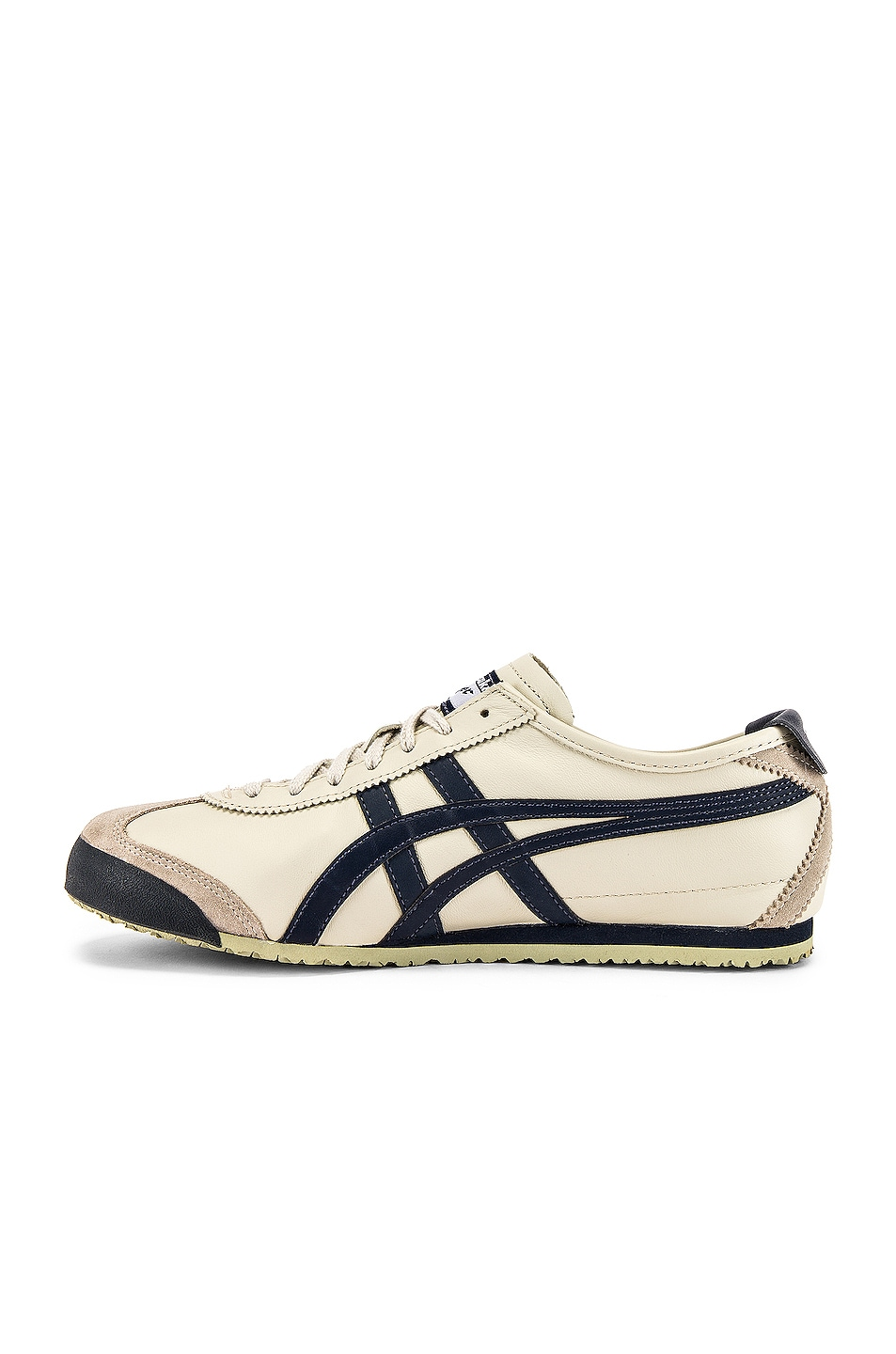 Image 5 of Onitsuka Tiger Mexico 66 in Birch & Indian Ink & Latte