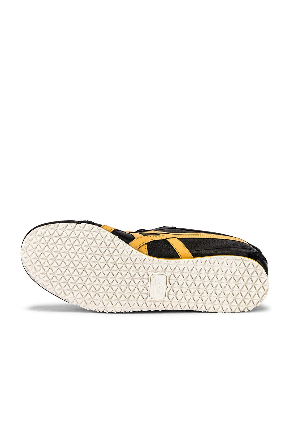 Image 6 of Onitsuka Tiger Mexico 66 in Black & Honey
