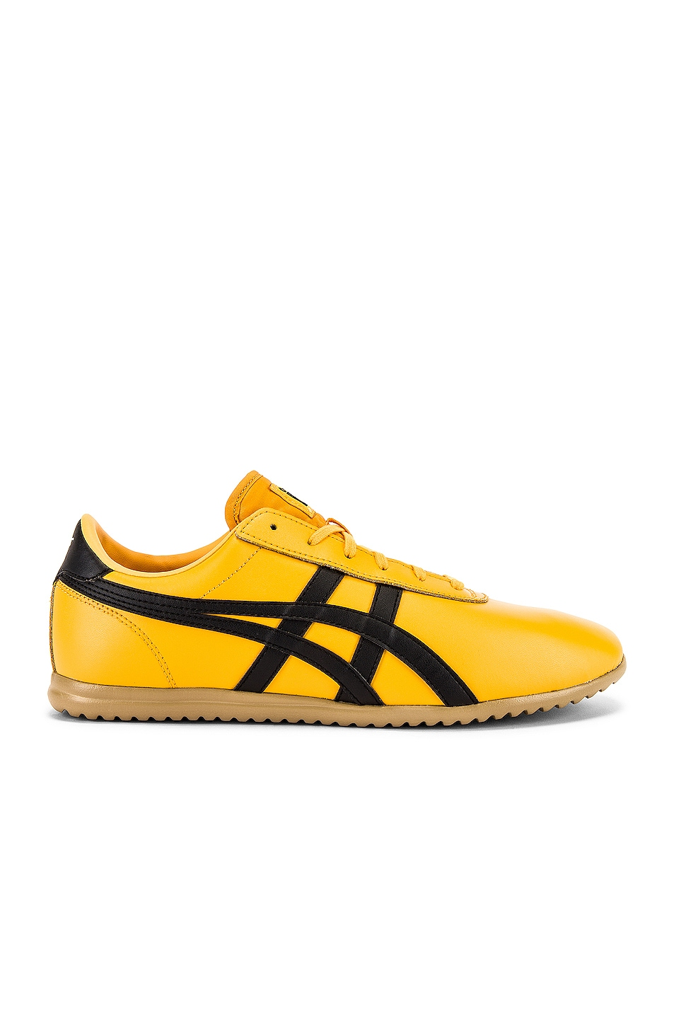 Image 2 of Onitsuka Tiger Tai-Chi-Reb in Tiger Yellow & Black