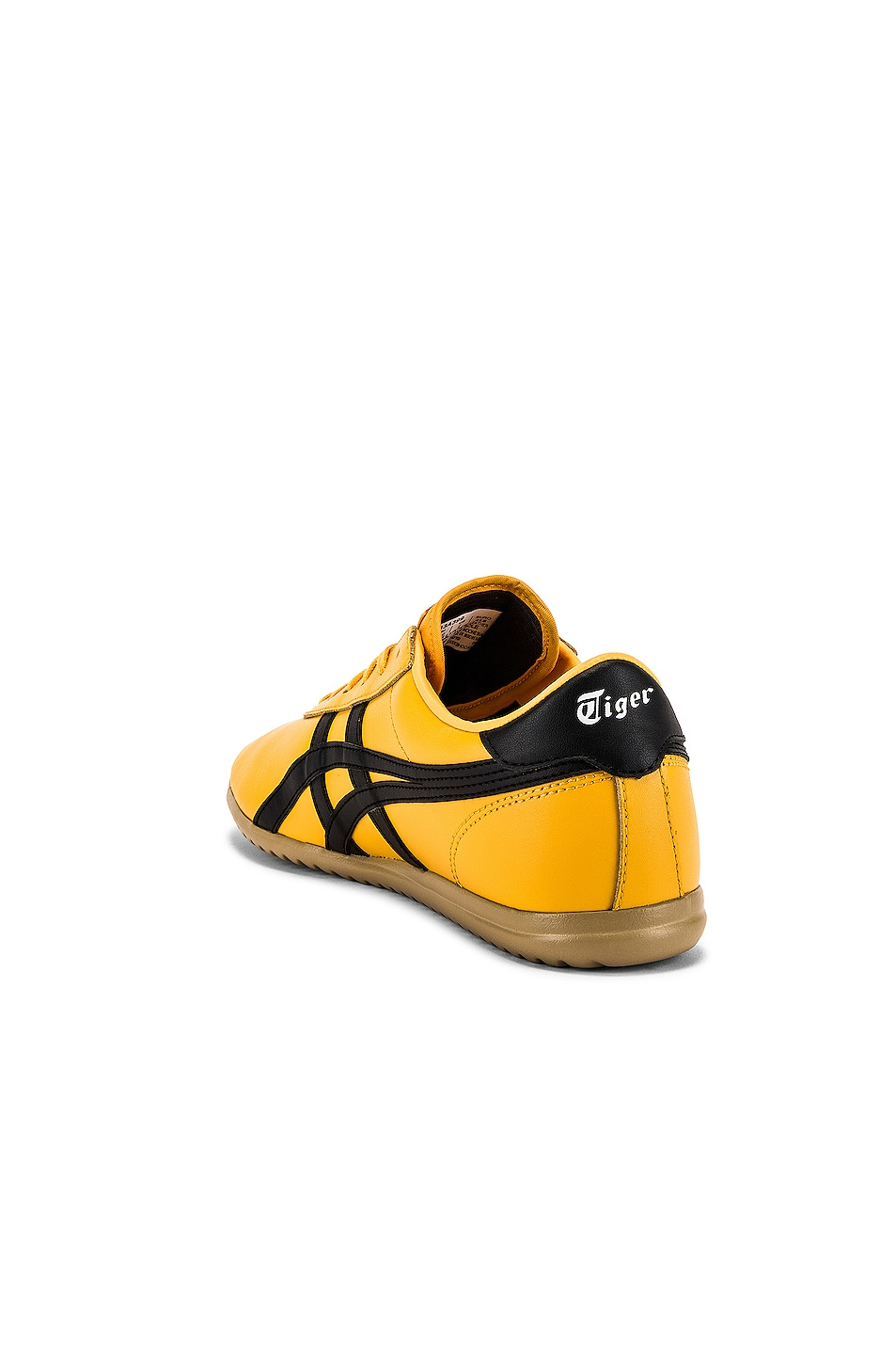 Image 3 of Onitsuka Tiger Tai-Chi-Reb in Tiger Yellow & Black
