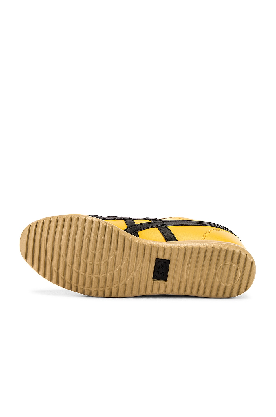 Image 6 of Onitsuka Tiger Tai-Chi-Reb in Tiger Yellow & Black