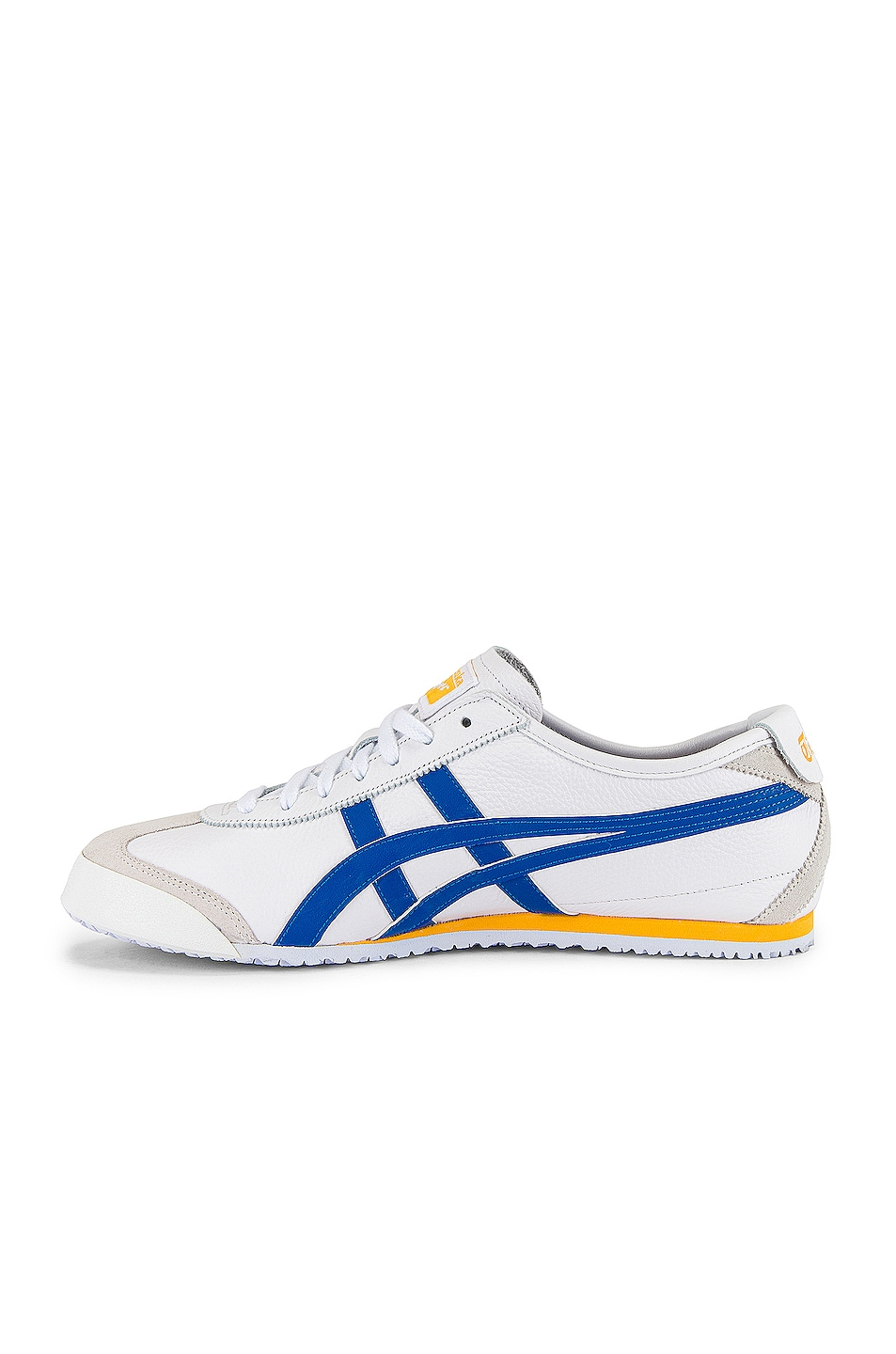 Image 5 of Onitsuka Tiger Mexico 66 in White & Freedom Blue