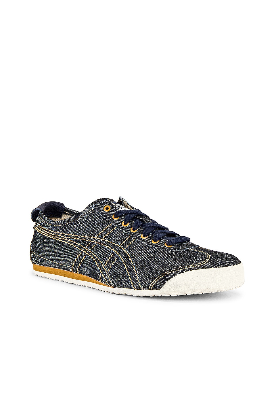 Image 1 of Onitsuka Tiger Mexico 66 in Midnight & Midnight