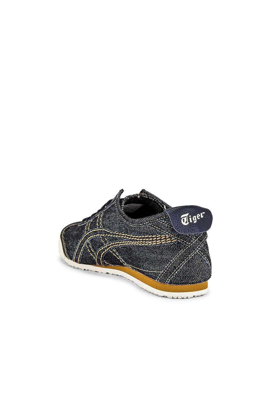 Image 3 of Onitsuka Tiger Mexico 66 in Midnight & Midnight
