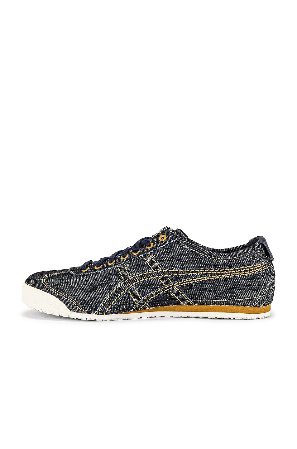Image 5 of Onitsuka Tiger Mexico 66 in Midnight & Midnight