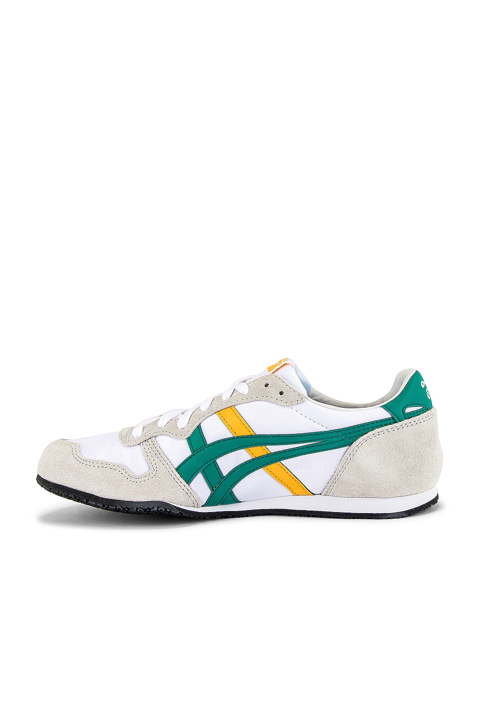 Image 5 of Onitsuka Tiger Serrano in White & Jelly Bean